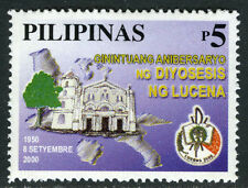 Philippines 2680, MI 3183, MNH. Diocese of Lucena, 50th anniv. 2000