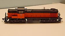 Atlas Silver HO #10 001 948 Milwaukee Road Alco RSD-4/5 NEW #573 DCC-Ready