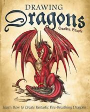 Drawing Dragons: Learn How to Create Fantastic Fire-Breathing Dragons - Staple,