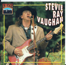 "STEVIE RAY VAUGHAN - ""PRIDE AND JOY""  (VERY RARE ITALIAN LIVE CD '85 & '87)"