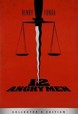 12 Angry Men Collector's Edition NEW WS DVD Henry Fonda Buy 2 Items-Get $2 OFF