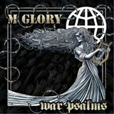 MORNING GLORY - WAR PSALMS  CD NEU