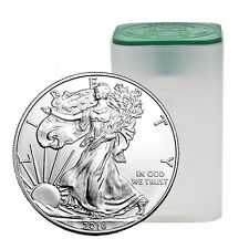 ON SALE! 2016 American Silver Eagle Tube - 20 oz Total .999 fine (20 Coins, BU)