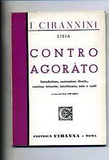 Lisia # CONTRO AGORÀTO # Ciranna 1966