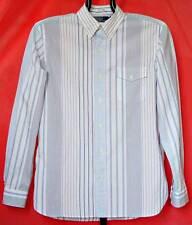 VINTAGE AUTHENTIC POLO by RALPH LAUREN MEN'S DRESS COTTON SHIRT-SIZE16/ 40