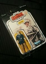 Star Wars ESB 1980 HAN SOLO - HOTH Figure MOC Vintage Carded KENNER