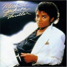 MICHAEL JACKSON 'THRILLER' BRAND NEW SEALED RE-ISSUE LP