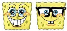 Spongebob Pack of 2 Official Variety Card Party Fun Face Masks Great for parties