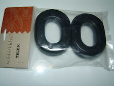 NEW TELEX THICK EAR CUSHIONS / PADS 800456-021 ECHELON, STRATUS