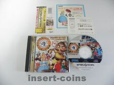 Clockwork Knight Pepperouchau`s Advent  -  Sega Saturn / NTSC J / Jap / JP / S11