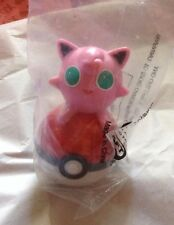 unopened POKEMON Jiggly Puff Figure stamp stamper Nintendo KRAFT 2000