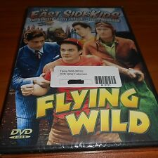 Flying Wild (DVD, 2004) NEW The East Side Kids