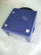 Nintendo Gamecube - Indigo Purple Case Shell Full Size DVD * RARE *