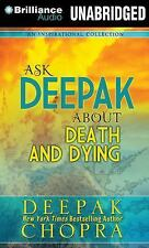 Ask Deepak: Ask Deepak about Death and Dying by Deepak Chopra (2015, CD,...