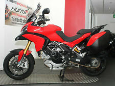2010 Ducati Multistrada 1200S Touring. Panniers, Ohlins, ABS. £7,995