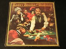 Kenny Rogers - The Gambler -  1978 U.S. LP - SEALED!