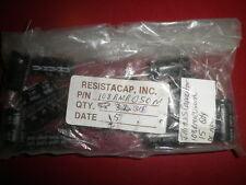 15 Pieces Illinois Capacitor Radial Electrolytic Capacitor RMR 1000uF 50V