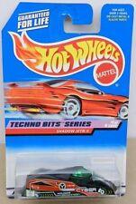 1997 TECHNO BITS SERIES #1 SHADOW JETT SKI II CYBER CAR DRAG MATTEL HOT WHEELS