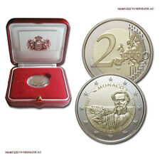 MORUZZI - Monaco 2 Euro 2016 150° anniversario fondazione Monaco 150 jahre PROOF