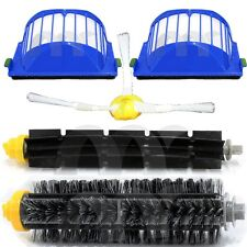 For Roomba 700 Beater + Bristle + side Brush + 2 aerovac filters 770 780 500 595