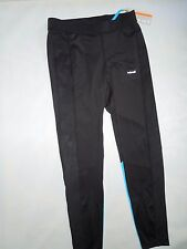 HIND men's Black Hydra H61414 running tight Tights Pants  MEDIUM