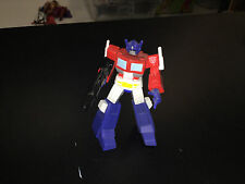 """Transformers PVC 3"""" Heroes Cybertron SCF Act Complete w/o stand Optimus Prime #2"""