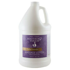 Soothing Touch HALF Gallon Lavender  Massage Lotion Best Seller FAST Shipping!