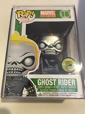 Funko Pop! Marvel Metallic Ghost Rider SDCC 2013 Exclsuive 480pcs