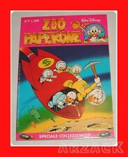 ZIO PAPERONE N 17 Walt Disney 1991 EDICOLA
