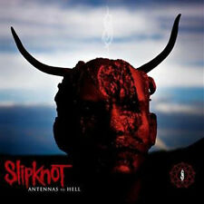 SLIPKNOT ANTENNAS TO HELL DELUXE CD + DVD BOXNU METAL NEW