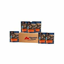 Mountain House Freeze Dried Noodles & Chicken 6 pouches Emergency Hiking Food