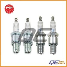 4 OEM NGK Resistor Spark Plugs RE7CL / RE9BT Leading/Trailing RX-8 1.3 2004-2011