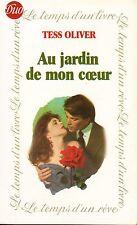 TESS OLIVER - AU JARDIN DE MON COEUR - DUO J'AI LU