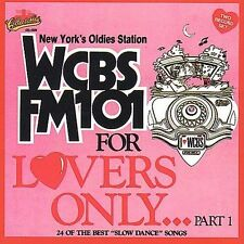 Wcbs Fm101 History Of Rock - Vol. 1-For Lovers Only-History