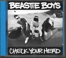 CD ALBUM 20 TITRES--BEASTIE BOYS--CHECK YOUR HEAD--1992