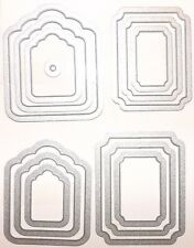 Stampin Up! ~ FRAMELITS ~TAGS AND LABELS   - All Occasion Dies