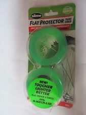 SLIME Flat Protector TUBE LINER New Easy Install Stop Flats 12-26 X 1.75 2.125