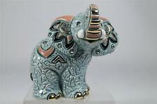 De Rosa Rinconada Family Collection 'Baby Samburu Elephant' NEW #F374 NIB
