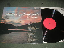 SILVER RING CHOIR OF BATH-THE EISTEDDFOD WINNERS UK MFP 1304 NEAR MINT