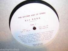 Ali Baba / Cherubin / EJS-393 / The Golden Age of Opera