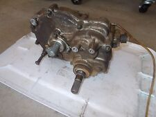 1993 Polaris 350L 2X4 Gear Box Transmission Drive Forward Reverse