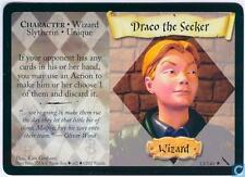Harry Potter TCG Chamber Of Secrets Draco the Seeker 13/140