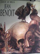 Annie Le Brun Jean Benoit Exposition en 1996 à la Galerie 1900-2000 Paris