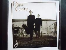 DUO  GVITO -  SAME ,  CD von  2001 ,  KLASSIK , CONTEMPORARY CLASSICAL, NORWAY