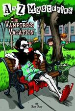 The Vampire's Vacation (A to Z Mysteries) by Roy, Ron