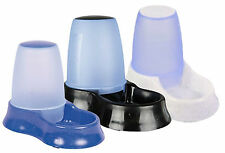 Trixie Food and Water Dispenser Assorted colours 1.5 Litre 24762