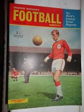 charles Buchan's Football monthly 1964 Nov no 159 coventry star strip Roger Hunt
