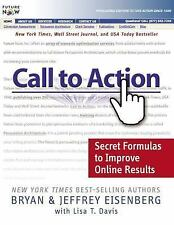 CALL TO ACTION SECRET FORMULAS IMPROVE ONLINE RESULTS EISENBERG BUSINESS  BOOK