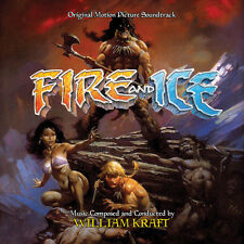 Fire & Ice - Complete Score - Limited 1000 - William Kraft