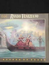 RONDO VENEZIANO: VENICE IN PERIL  1983 LP RON1 The beautiful original album.
